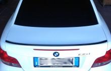 BMW Serie 1 Carbonio