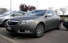 Opel inseigna nero opaca